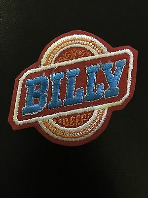 Billy Beer Shirt Patch
