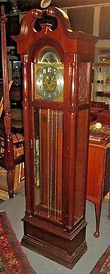 Ridgeway Centennial Statue Of Liberty Grandfather Clock Limited Edition 1986