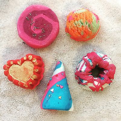 Bubble Bars- Choose Any 5 - Bubble Bath Bar - handmade lush type