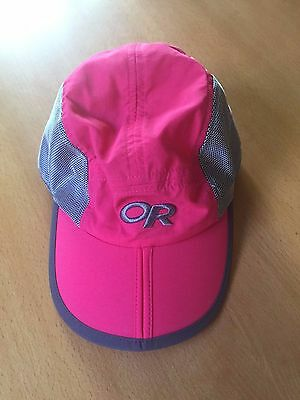 Outdoor Research Girls Pink Baseball Hat NEW One Size Medium