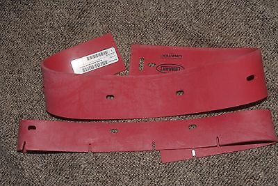 """Tennant  1 Set 612792 Rear Blade 770  MML and 612980 Front 30""""L"""