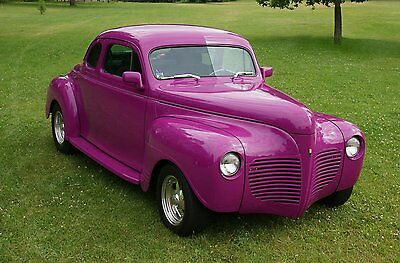 1941 Plymouth Other  1941 Plymouth Business Coupe - Custom Street Rod