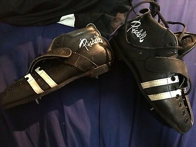 Riedell Wicked Boots Size 6 Roller Derby Skates