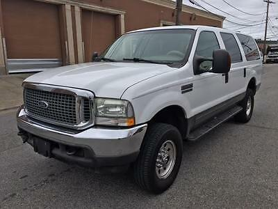 2004 Ford Excursion XLT 4WD Powerstroke Diesel 2004 Ford Excursion XLT 4WD Powerstroke DIESEL!