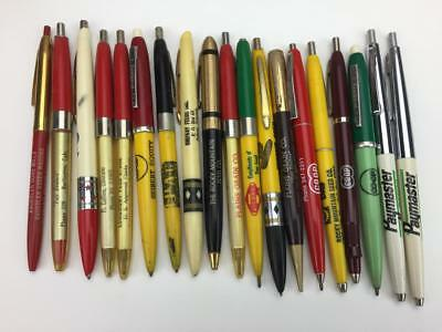 Feed and Seed company advertising pens lot