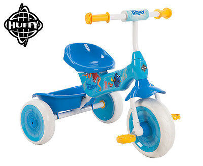 Huffy Finding Dory Tricycle - Blue/White