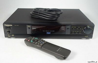 Panasonic Dvd-A350 Class Aa Dvd Player Cd Player + Fernbedienung +++
