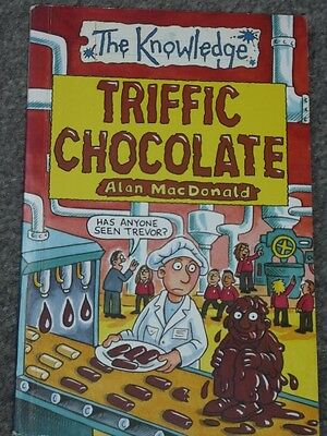 The Knowledge Triffic Chocolate Paperback