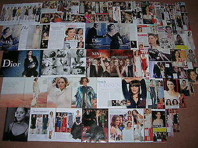 95+ MARION COTILLARD Magazine Clippings