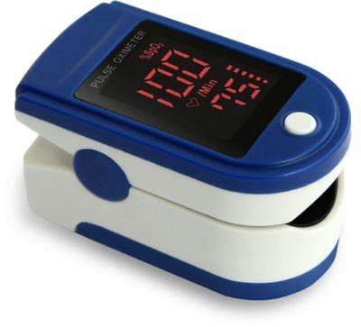Zacurate & Pro Series CMS 500DL Fingertip Pulse Oximeter Blood Oxygen Saturation