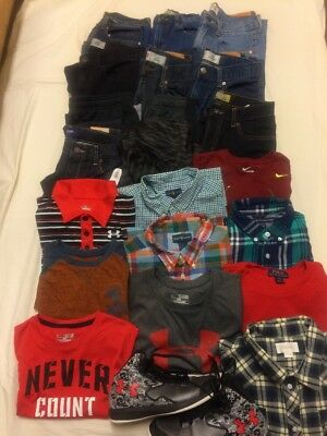 Boys Size 14/16 Very Nice Fall Back To School Lot