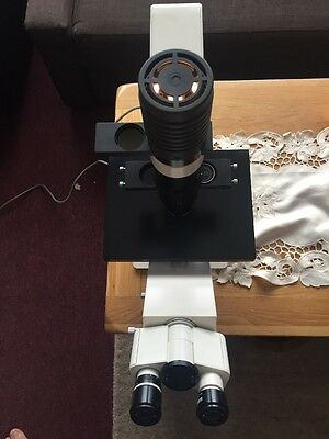 Carl Zeiss TELAVAL 31 Microscope