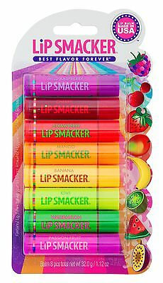 Lip Smacker 8x original Lip balm (100g=€37,47), im Fruity Pack, Neu &  OVP
