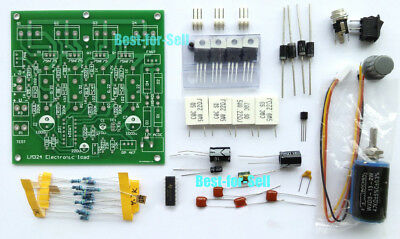 LM324 150W Simple Electronic Loard 72V 10A Voltage Current Tester CC DIY Kits