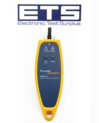 Fluke Networks VisiFault Visual Fault Locator VFL