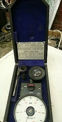 Smiths shaft speed tachometer