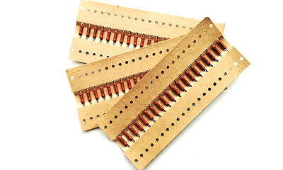 82 Ohm 0.5W ±5% MLT-0.5 (МЛТ-0.5) Metal Film Resistors - Soviet (20 pieces)