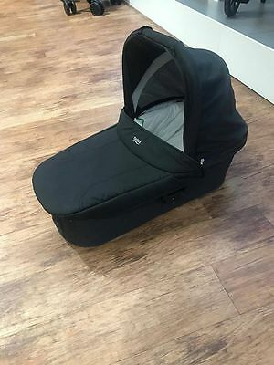 Britax Hard Carrycot-Black*WAS £124.99 *NOW £49.99* SAVE £75.00