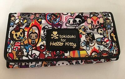 New Tokidoki x Hello Kitty Long Wallet from sold out Circus Collection