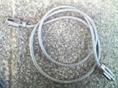 Amplicon 488GB GPIB IEEE488 Metal Connector 12 Metre Cable - USED - UNTESTED