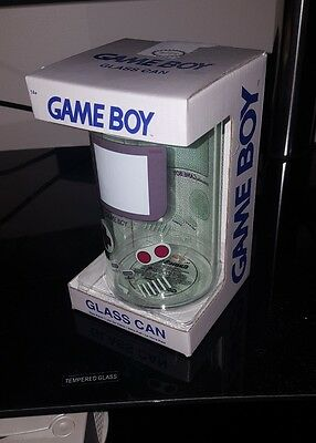 Glass Can Game Boy