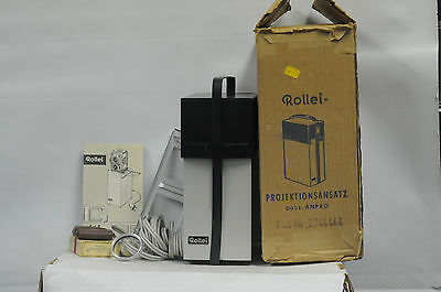 Rolleiflex P95 Projection Attachment with Box