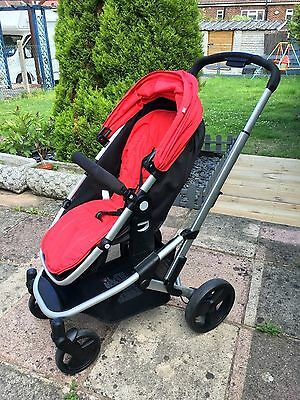 Mothercare Expedior Travel System Pram Pushchair Car