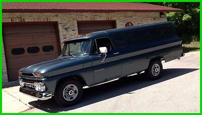 1966 GMC Suburban 3500 Full Frame Off Restoration 1966 GMC Suburban 3500, 2-Door, 454,  Manual 5-Speed, SUV,  Fully Restored