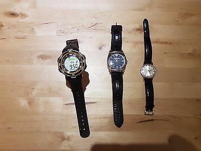 watches for spears or repair Emporio Armany, Oris