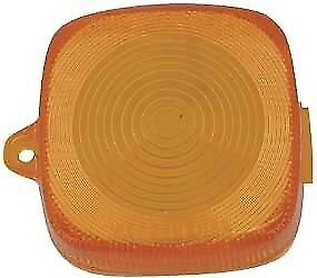 Turn Signal Lens Chris Products Amber/Replace 33402-195-013 & 33402-195-003 DH8A