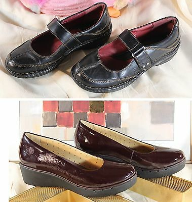 NEW! BORN loafers and UNSTRUCTURED shoes Women's size 8 Career & Casual SAVE W/2