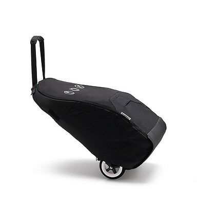 Bugaboo Compact Transport Bag Black Baby Stroller Travel Bags, New