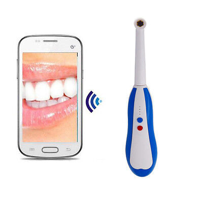 Wireless HD WiFi Intraoral Oral Dental Camera for iOS Android Windows PC System