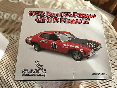 1:18 Allan Moffat Xa Falcon Gt-Ho Phase 4 Seadan Red Pepper