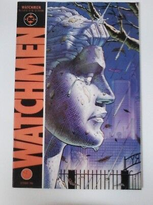 Watchmen(DC) # 2 Very Fine/Near Mint Funeral of the Comedian ! FREE SHIPPING !