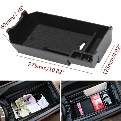 Console Armrest Container Box Storage Tray For Mercedes Benz W205 C180 GLC 15-17