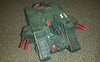 Land raider, dark angels