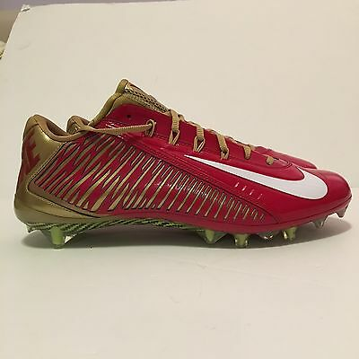 info for 3896e a3cca New Nike Vapor Carbon Elite 2.0 TD Football Cleats Men s Size 13 (657441-628