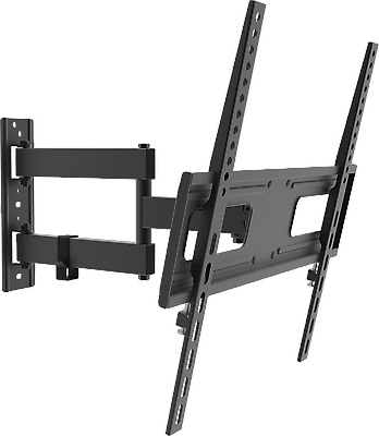 TV Wall Mount Bracket with Full Motion Articulating Arm PrimeCables®