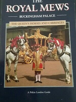 The Royal Mews .Buckingham Palace The Queens Horses and Carriages