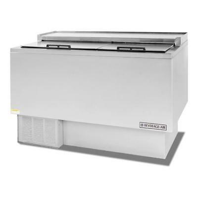 Beverage Air - GF48L-S - 48 in Stainless Steel Glass & Plate Chiller