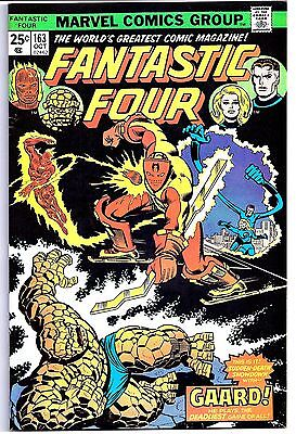 Fantastic Four #163 and #165