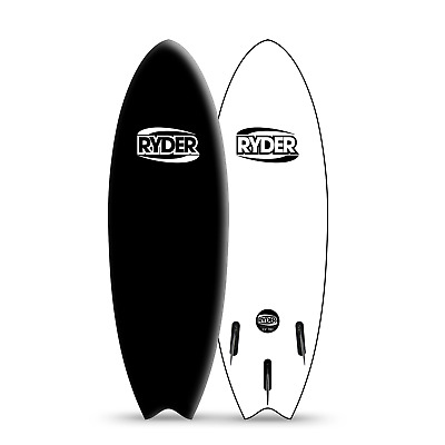 Ryder Soft Surf Board - Fish 5FT 6inch (Normal RRP$359)