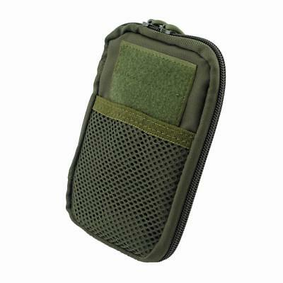 Molle Tactical Bag EDC Makeup Storage Pouch Sports Hunting Pack Belt Bag