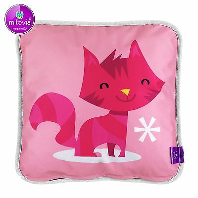 "Milovia Milopiq® - Kids Kissen ""Magic Cat"" - 40x40cm - hypoallergen"
