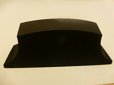 Ebony Double Bass Nut For End Of Fingerboard. Quality Item. Uk Seller