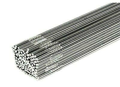 Aluminium welding electrodes. Rods. TIG. Length; 495mm. AL4043. *Top Quality!
