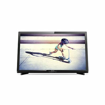 Philips 22Pfs4232 0675423 Tv Led Ultra Sottile Full Hd Televisore Lcd