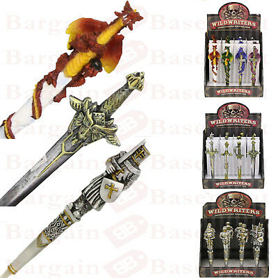 16cm Polyresin Ball Point Writing Pens Gift Game Of Thrones Style Icon Novelty