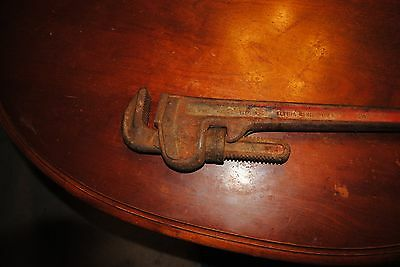 """Rigid 24"""" Pipe Wrench"""